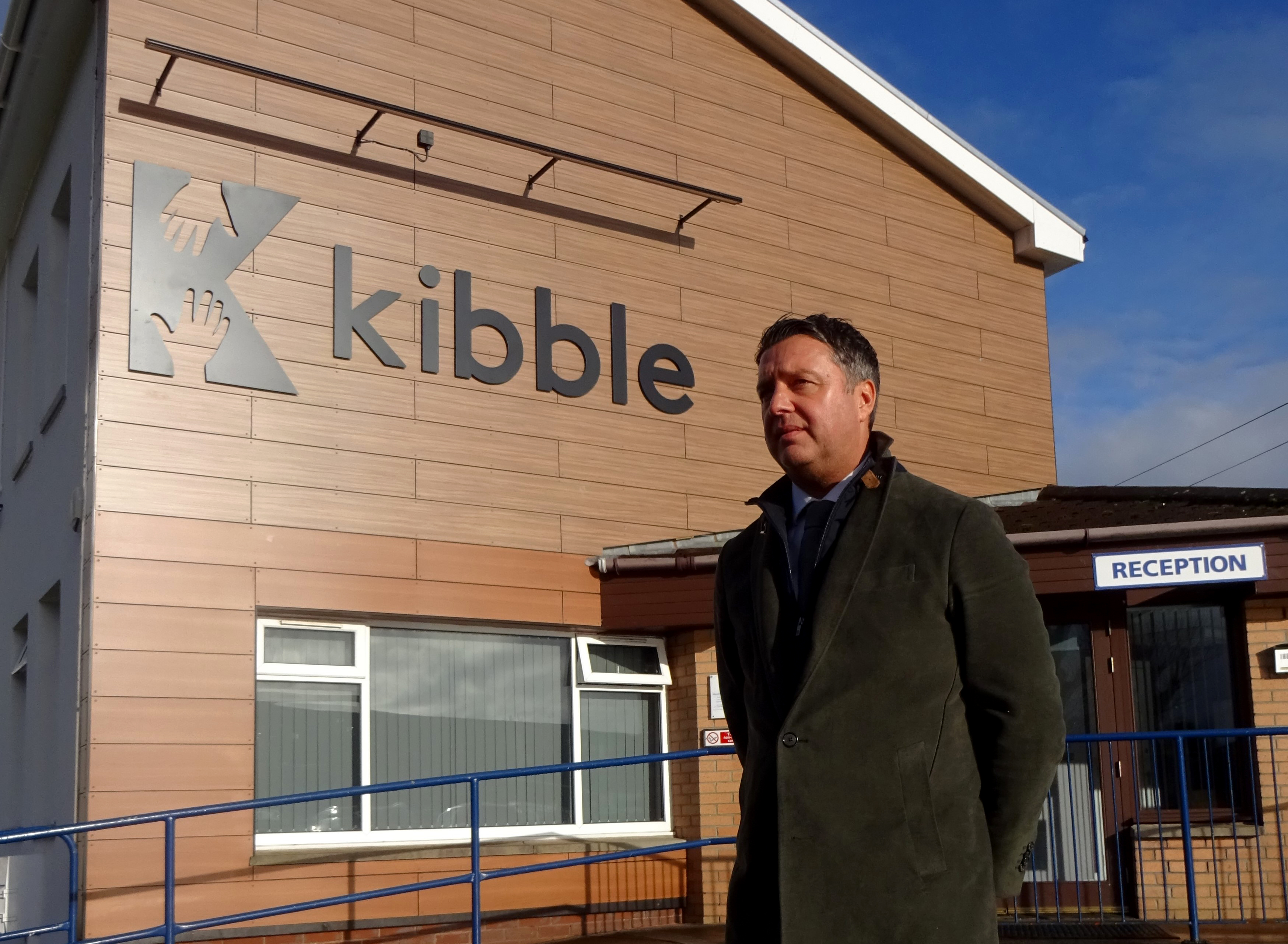 Letter to SMISA members from Kibble's Jim Gillespie