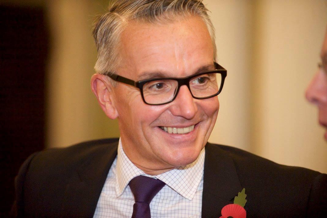 John Needham appointed as SMISA's new St Mirren director